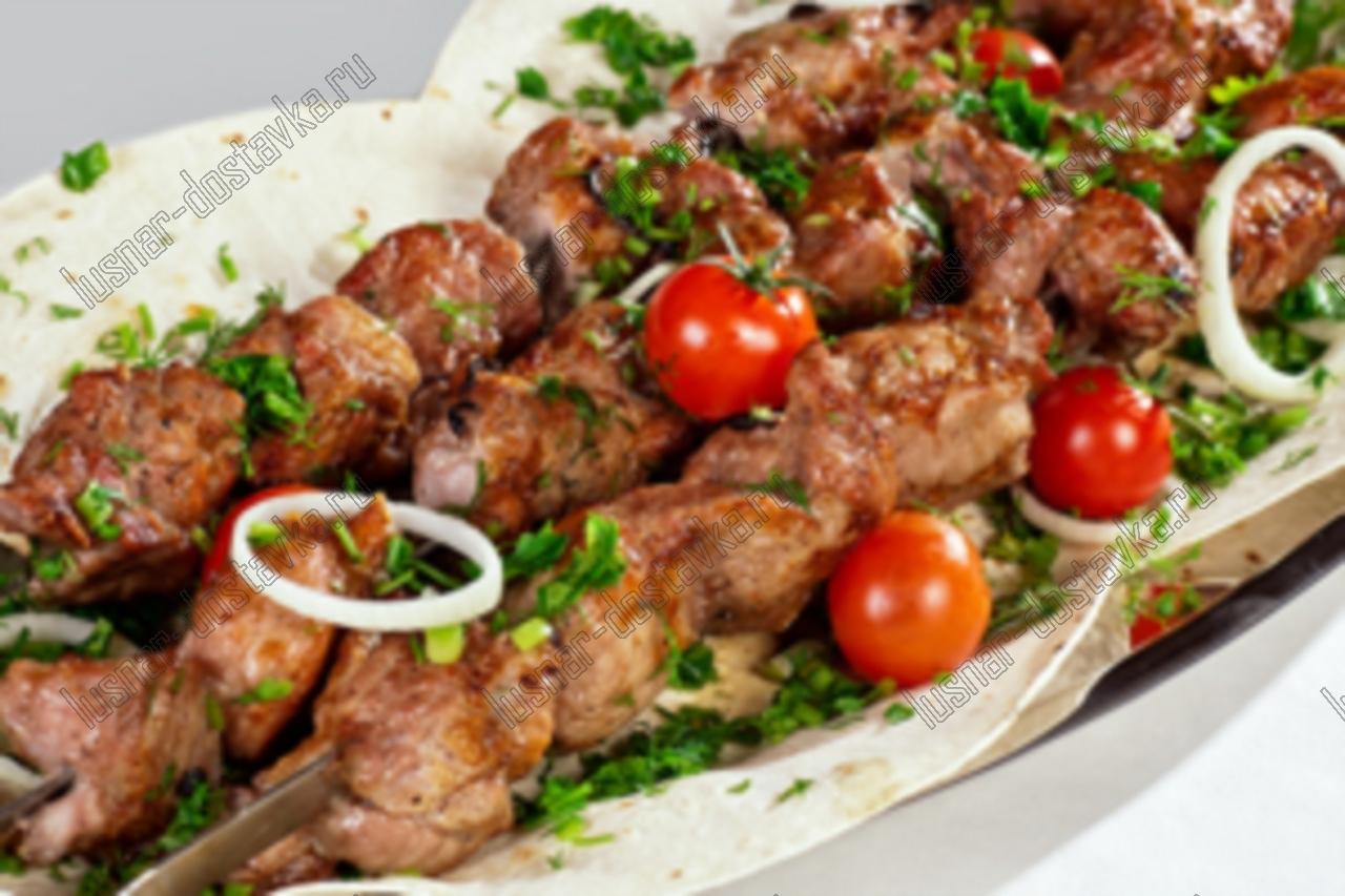 Как сделать вкусный шашлык из шейки свинины